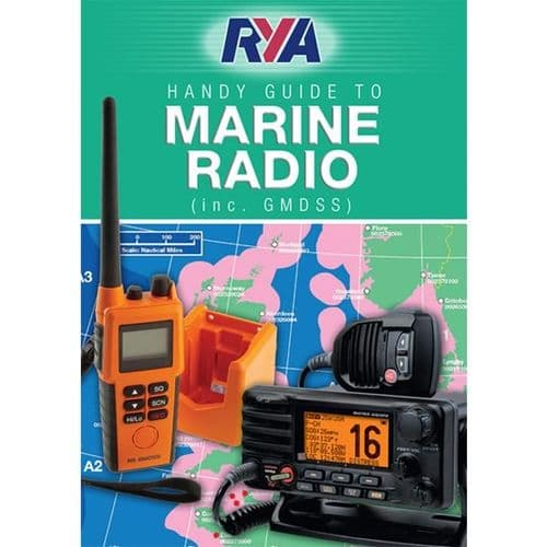 RYA Handy Guide to Marine Radio